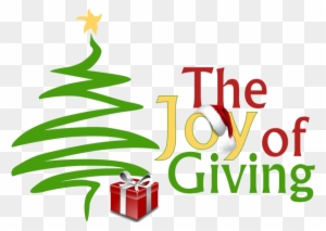 Christmas Giving Clipart.Christmas Giving Clipart Joy Of Giving 110021 Png