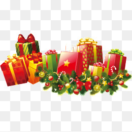 Christmas Presents Png.Christmas Present 99927 Png Images 501939 Png Images