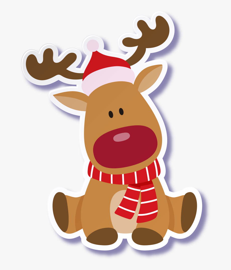 Free Reindeer Clipart, Download Free Clip Art, Free Clip Art on Clipart  Library