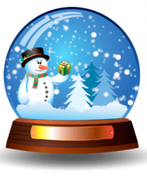 Snowman Snow Globe Png - Christmas snowman snow globe png #30103 - Free Icons and PNG ...