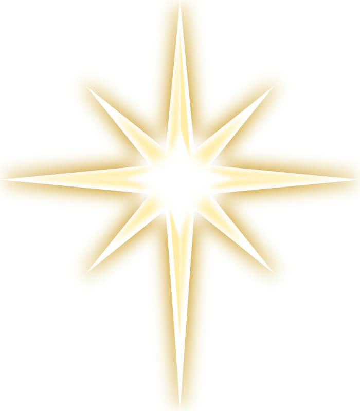 Starpng - Christmas Star Png & Free Christmas Star #557309 - PNG Images - PNGio