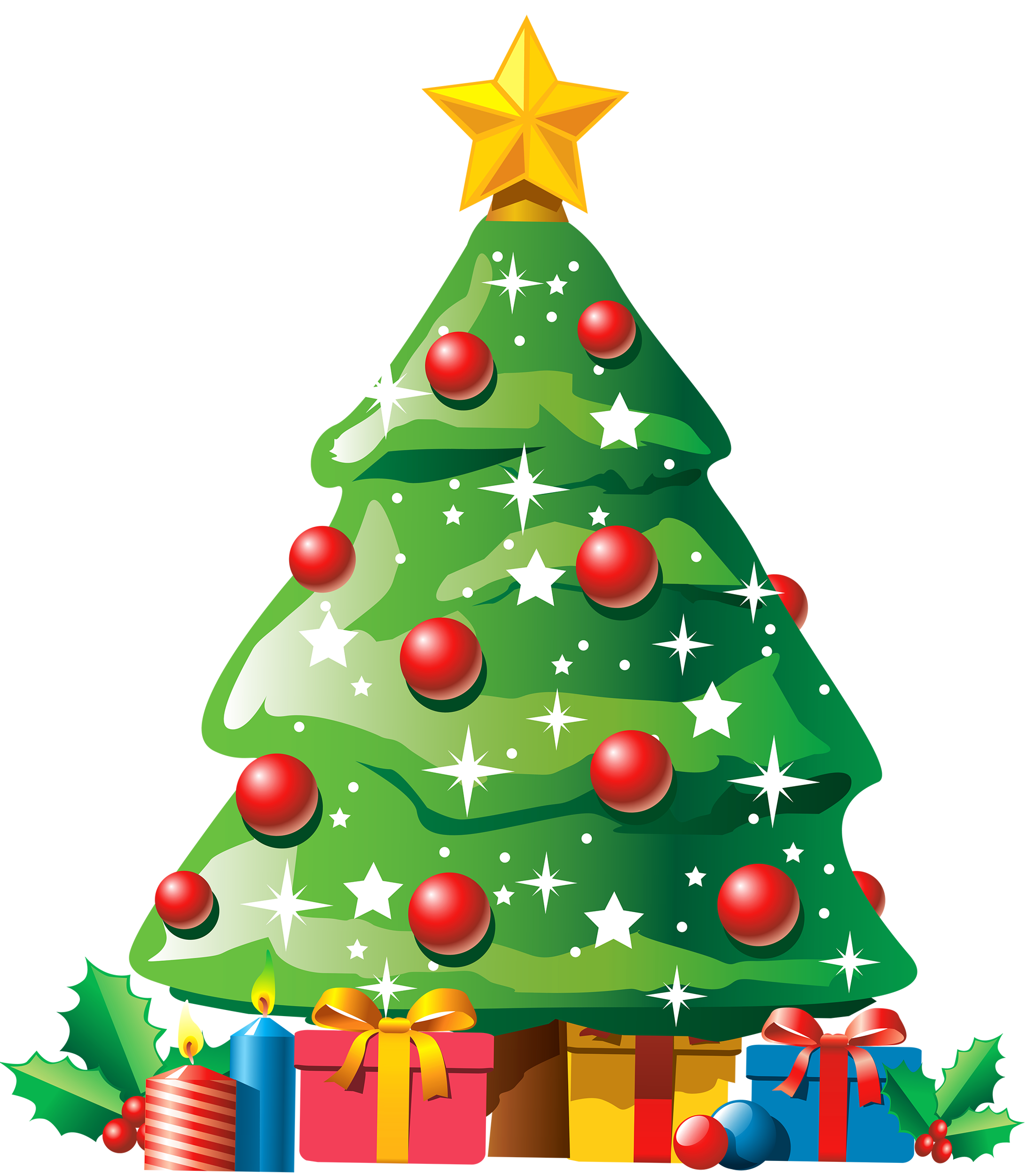 Christmas Tree Clipart Png & Free Christmas Tree Clipart ...