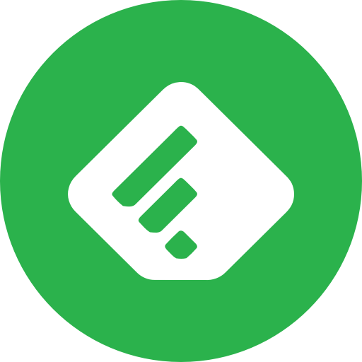 Feedly Png - Circle, feedly, round icon icon