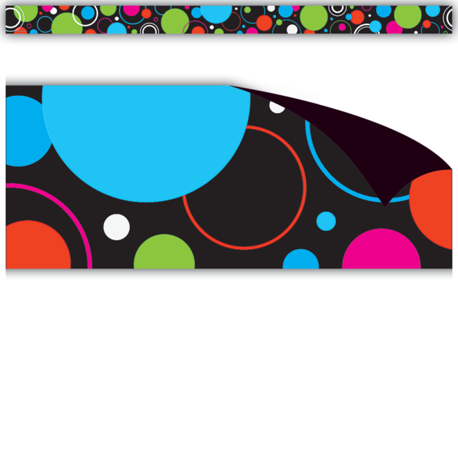 Circle Frenzy Png - Circle Frenzy Magnetic Border - Inspiring Young Minds to Learn