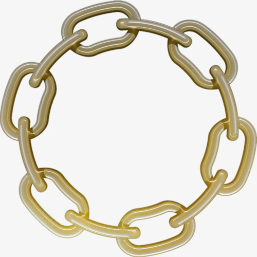 Circle Chain Png - Circular Chains, Golden, Chain, Round PNG Transparent Image and ...
