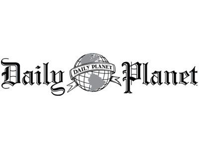 Daily Planet Logo - Clark Kent Daily Planet pass? POSSIBLE SPOILER | kids room | Clark ...