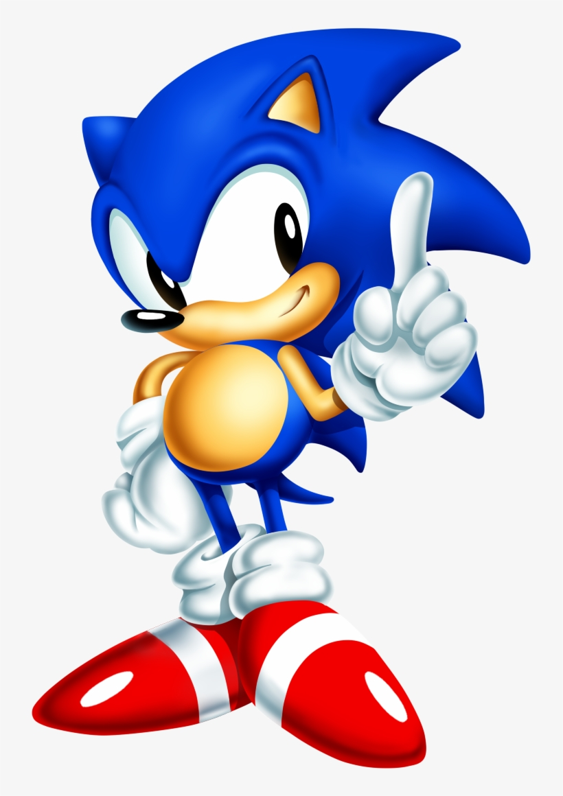 Classic Sonic Png Free Classic Sonic Png Transparent Images