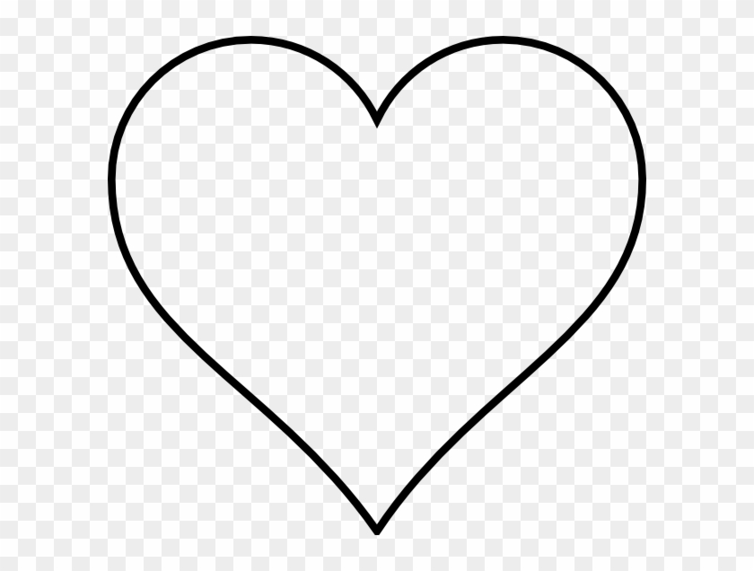 Heart Outline Transparent Background - Classy Black And White Clipart Tumblr Transparent Background ...