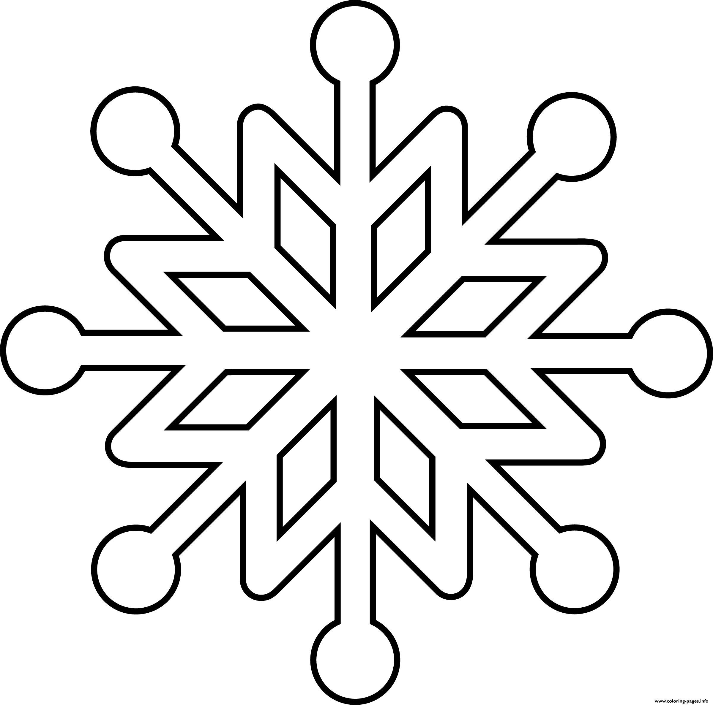- Snowflake Coloring Pages Png & Free Snowflake Coloring Pages.png