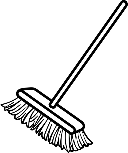 Broom Drawing Png - Cleaning Drawing Broom Transparent & PNG Clipart Free Download - YWD