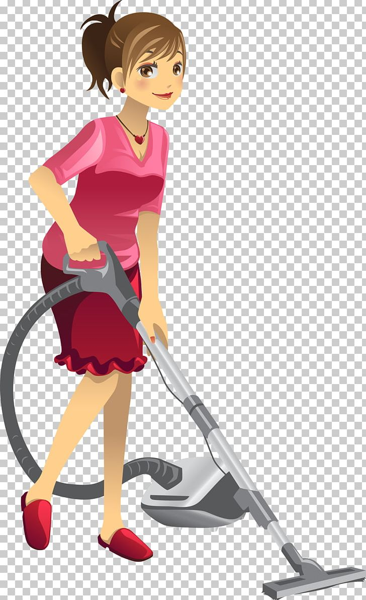 Cleaning Homemaker Woman Png Clipart C 2289522 Png Images Pngio