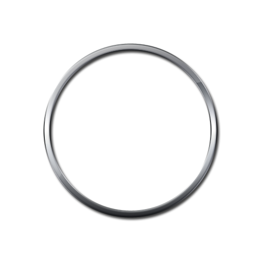 Silver 3d Circle Png - Clear circle png, Picture #520105 clear circle png