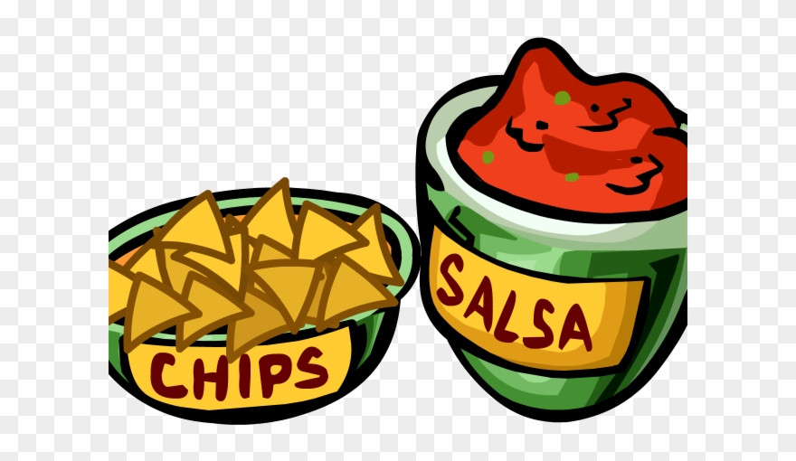 Chips And Salsa Png - Clip Art Library Library Chips Free On Dumielauxepices - Clipart ...