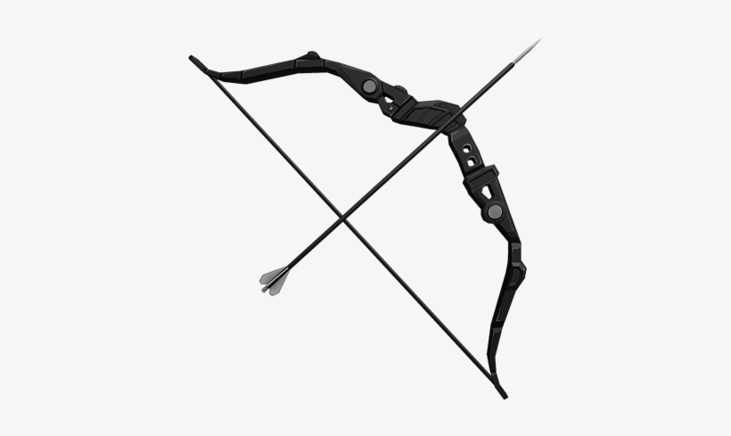 Bow And Arrow Transparent Background - Clip Art Royalty Free Png - Bow And Arrow Transparent Background ...