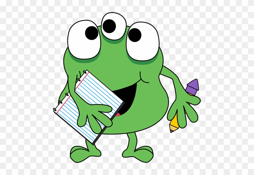Frog Math Png - Clip Arts Related To - Monster Math Clip Art #206986