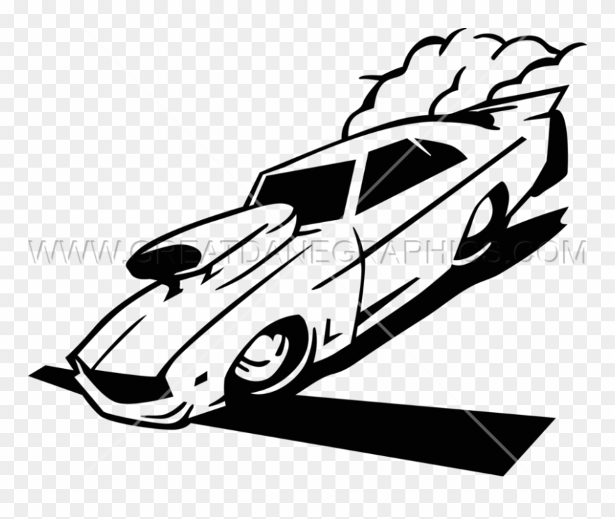 Drag Race Png - Clip Stock Cars Svg Dirt Track - Drag Racing - Png Download ...