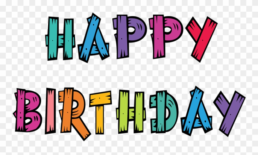 Happy 28th Birthday Png - Clipart, Birthday Png Birthday Text Wishes Free Image ...