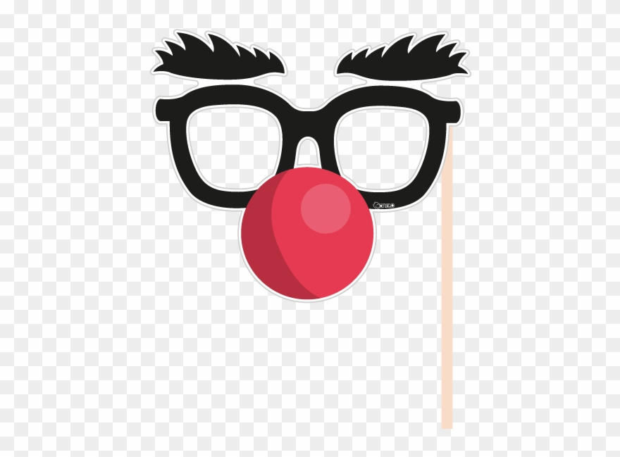 Photobooth Png - Clipart Glasses Photo Booth - Transparent Background Photo Booth ...