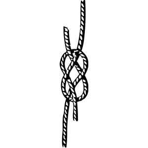 Nautical Rope Knot Png - Clipart rope knots - Clip Art Library