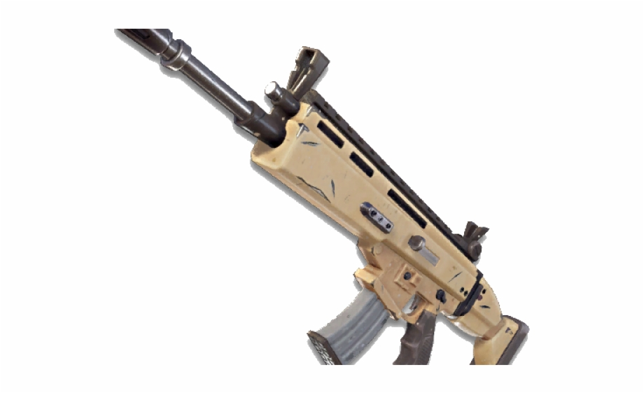 Clipart Wallpaper Blink Assault Rifle 1169459 Png Images Pngio