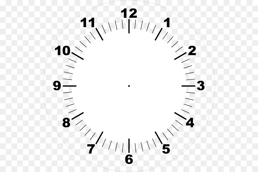 photograph relating to Blank Clock Face Printable known as Clock Confront Clip Artwork - Blank Clock Encounter P #166597 - PNG