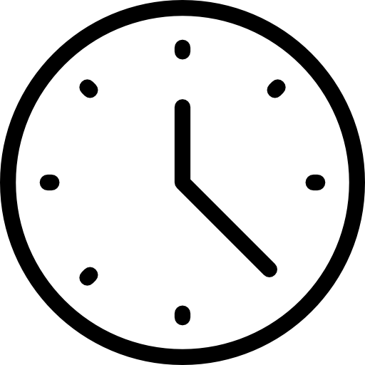 Clock İcon Png - Clock Icon Png #156218 - Free Icons Library