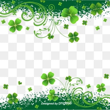 Clover Background Png - Clover Background PNG Images | Vector and PSD Files | Free ...