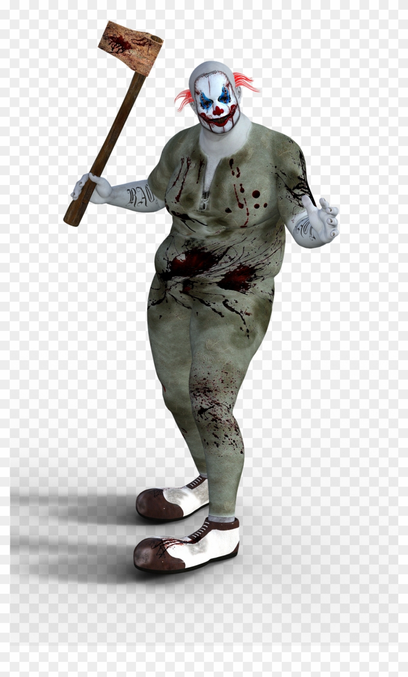 Horror Halloween Png - Clown, Terror, Horror, Scary, Halloween, Spooky, Evil - Imagenes ...