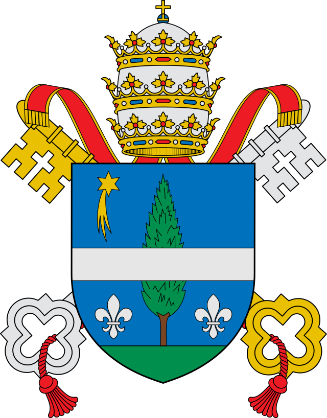 Pope Leo Xiii Png - Coat of arms of Pope Leo XIII | Arms, Coat of arms, Heraldry