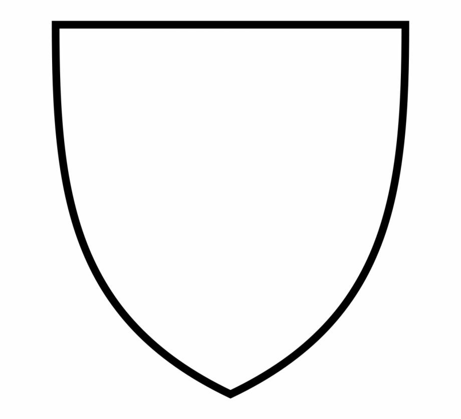Shield Vector Png - Coat Of Arms Worksheet - Simple Shield Vector Free PNG Images ...