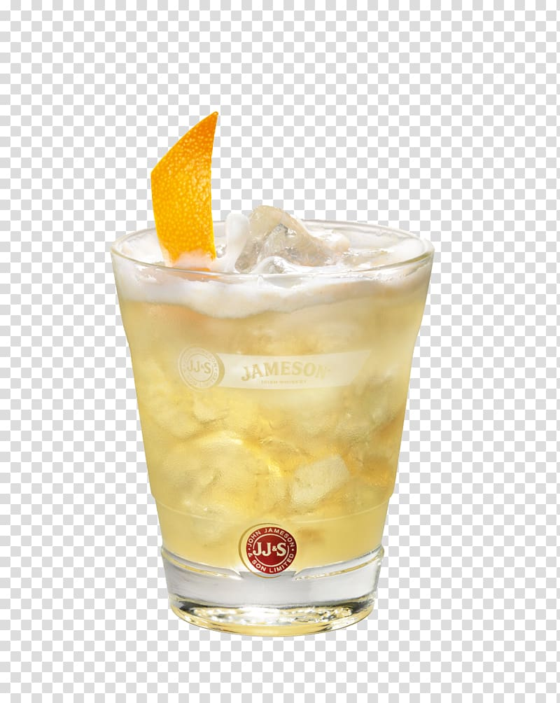 Whiskey Sour Png - Cocktail Whiskey sour Canadian whisky, cocktail transparent ...