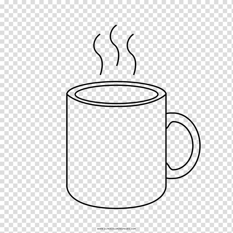 Coffee Cup Mug White Coffee Draw Trans 1391129 Png Images Pngio