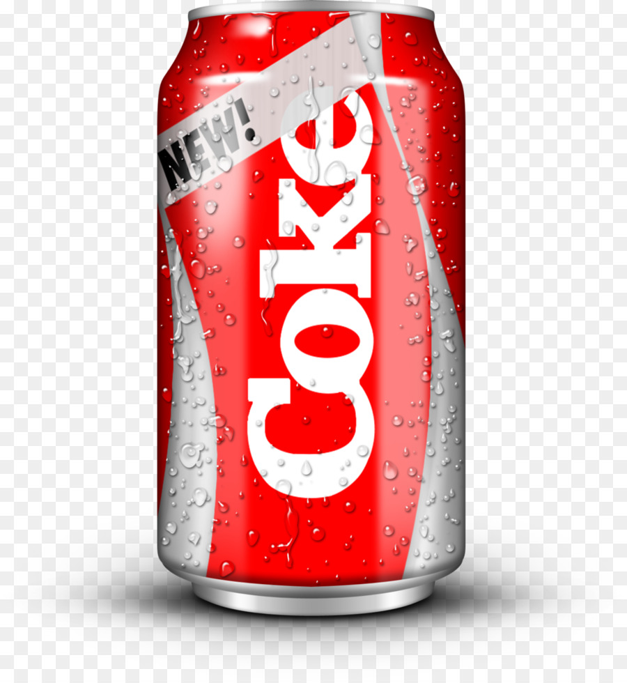 New Coke Png - Coke Can Background clipart - Product, Drink, transparent clip art