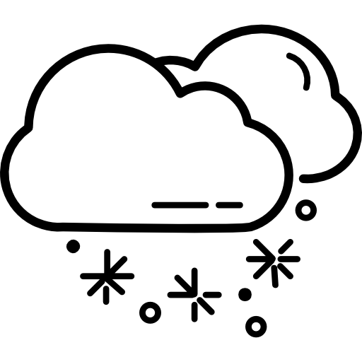 Black And White Snow Png - Cold Weather Png Black And White & Free Cold Weather Black And ...