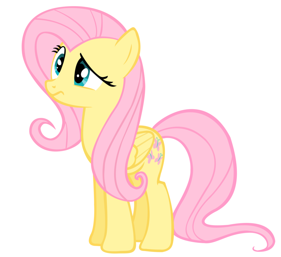 Fluttershy 5png - Collection of free Fluttershy vector back. Download on UI Ex