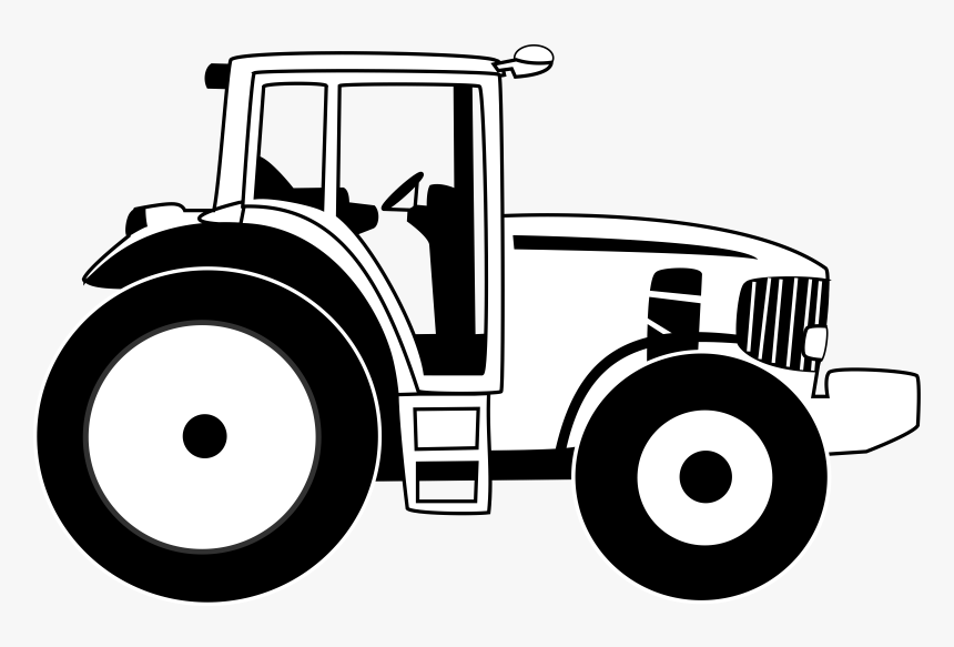 Tractor Drawing Png - Collection Of Free Tractor Drawing Farm Equipment Download ...