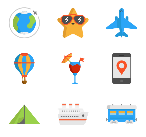 Png For Travel - Collection of free Travel vector world. Download on UI Ex