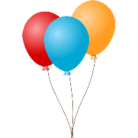 Balloons Png - Colorful Balloons Png Image Download Balloons PNG Image