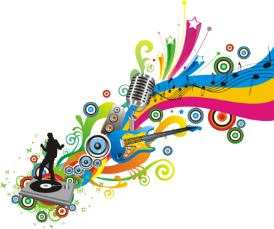 Colorful Musical Notes 84181 Png Images Pngio