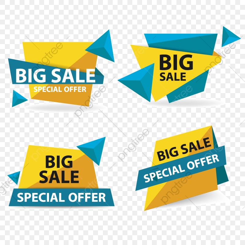 Colorful Banner Template Png - Colorful Shopping Sale Banner Template, Sale, Banner, Offer PNG ...