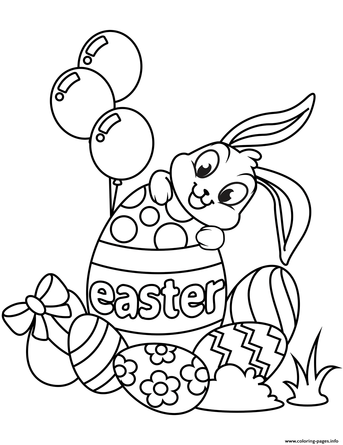 - Easter Bunny Coloring Pages Png & Free Easter Bunny Coloring Pages
