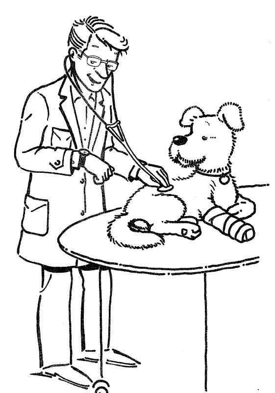 Veterinarian Coloring Pages Png - Coloring Pages For Veterinarian ~ Top Coloring Pages