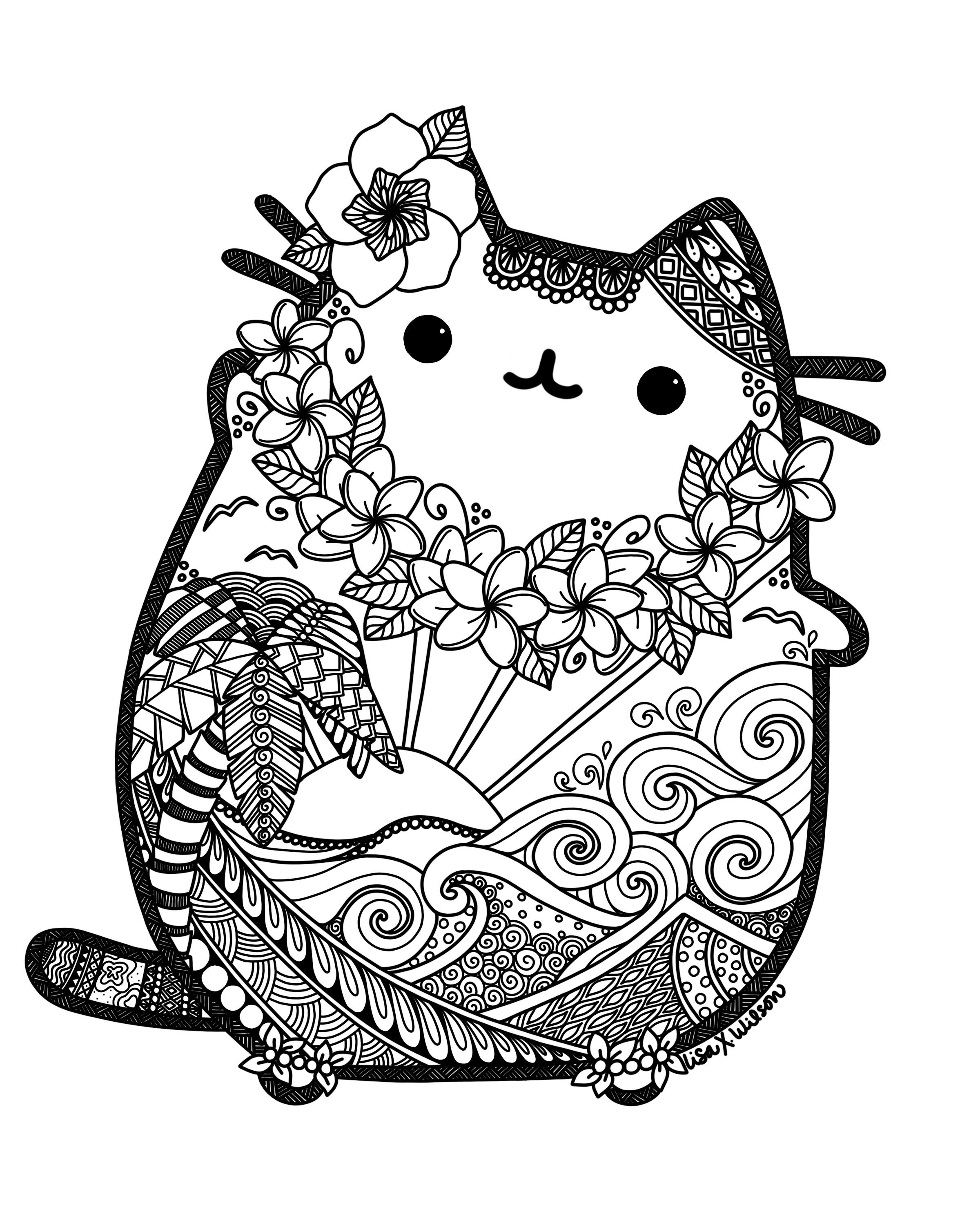 - Pusheen Cat Coloring Pages & Free Pusheen Cat Coloring Pages.png