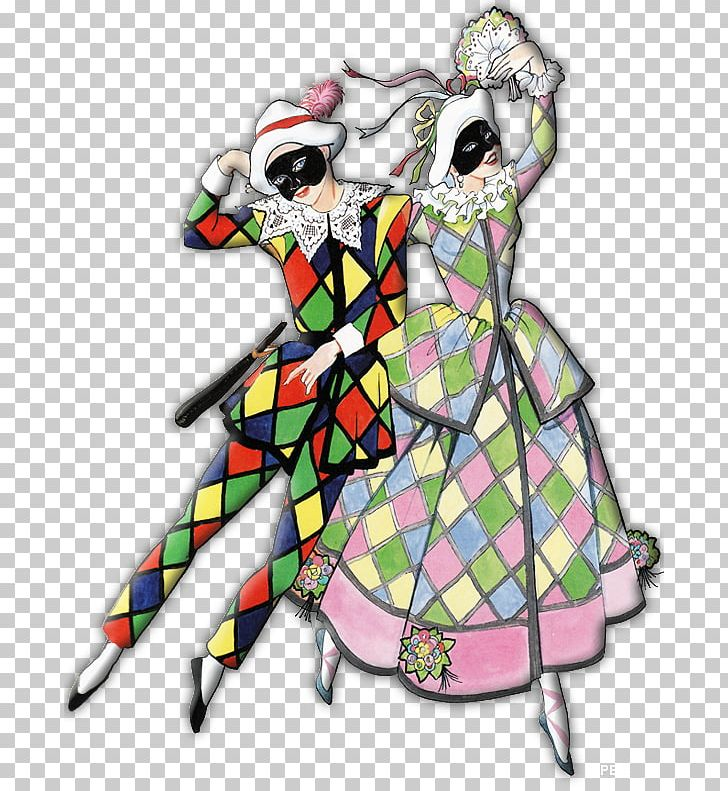 Commedia Masks Png - Columbina Harlequin Pierrot Brighella Commedia Dell'arte PNG ...