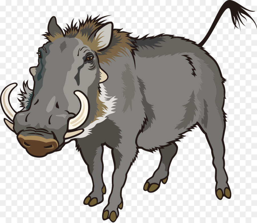 Common Warthog Png - Common Warthog Horse png download - 1000*864 - Free Transparent ...