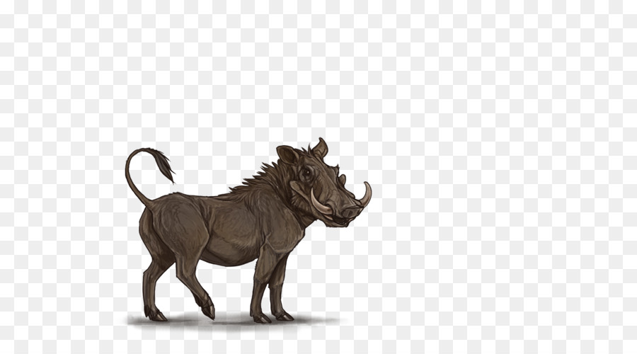 Common Warthog Png - Common Warthog Mammal png download - 640*500 - Free Transparent ...