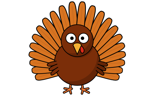 Cute Cartoon Turkey Png Free Cute Cartoon Turkey Png Transparent Images 85264 Pngio