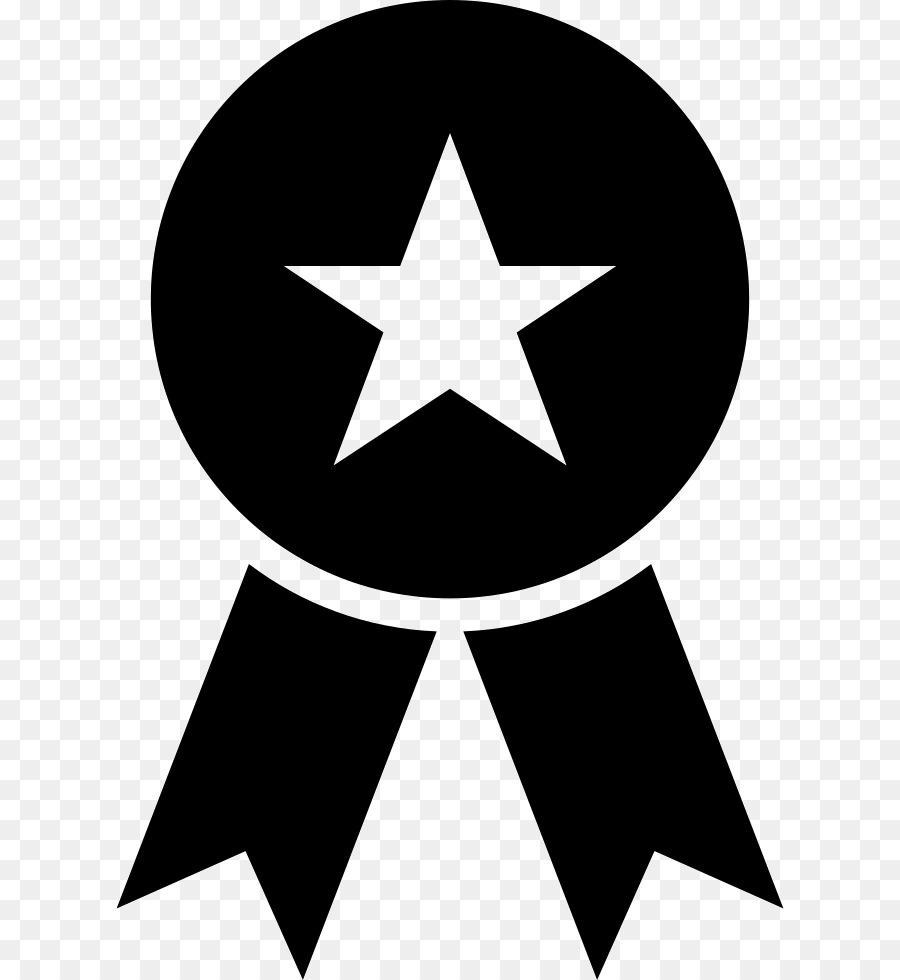 Road Diverging Image Black And White Png - Computer Icons Award Portable Network Graphics Medal Ribbon ...