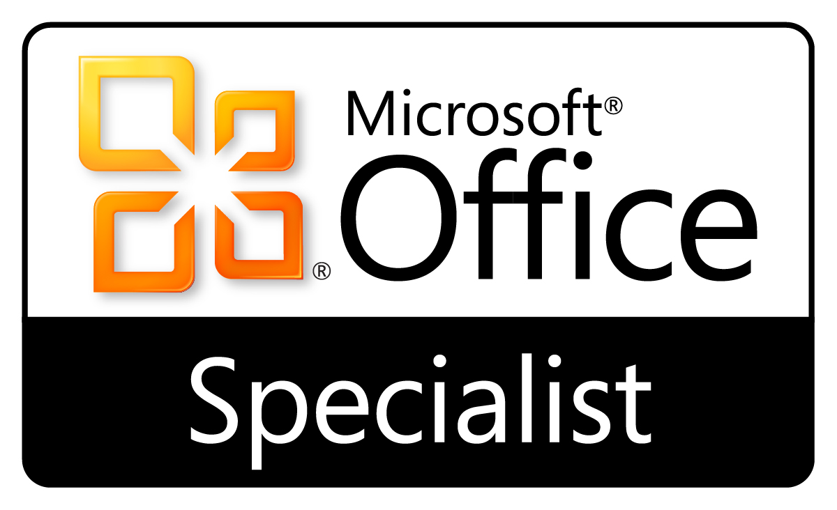 Microsoft Office Specialist Png - Computer Training Michigan » Microsoft Office 2010 / 2013