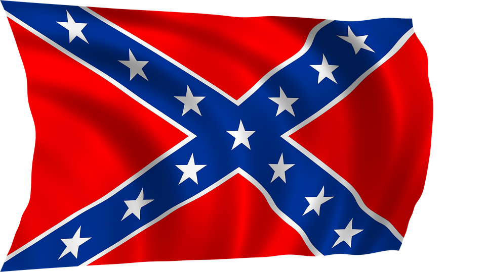 Confederate Png - Confederate Flag - Free image on Pixabay